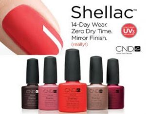 Shellac Nails - Beauty Lounge St Kilda